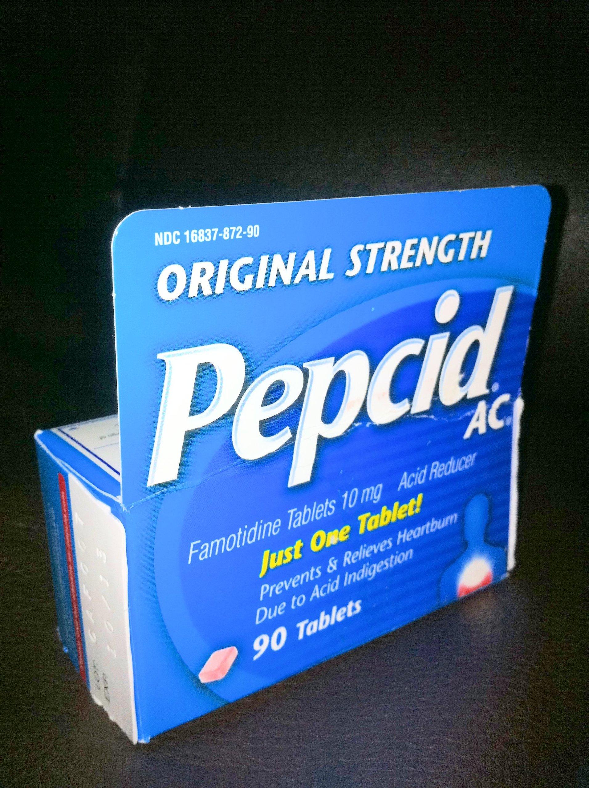 PEPCID AC TABS Size: 90