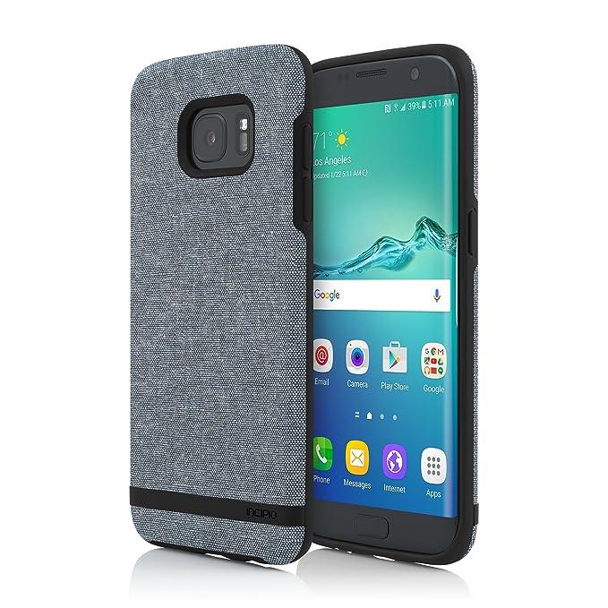 quality design 16618 f75e8 Incipio Cell Phone Case for Samsung Galaxy S7 Edge - Blue