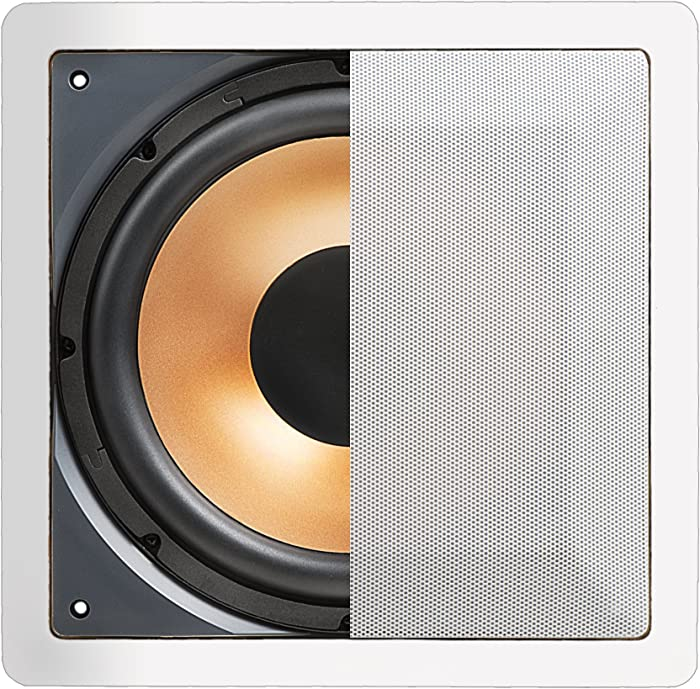 Top 10 In Wall Subwoofer Home Theater Speaker Iws10