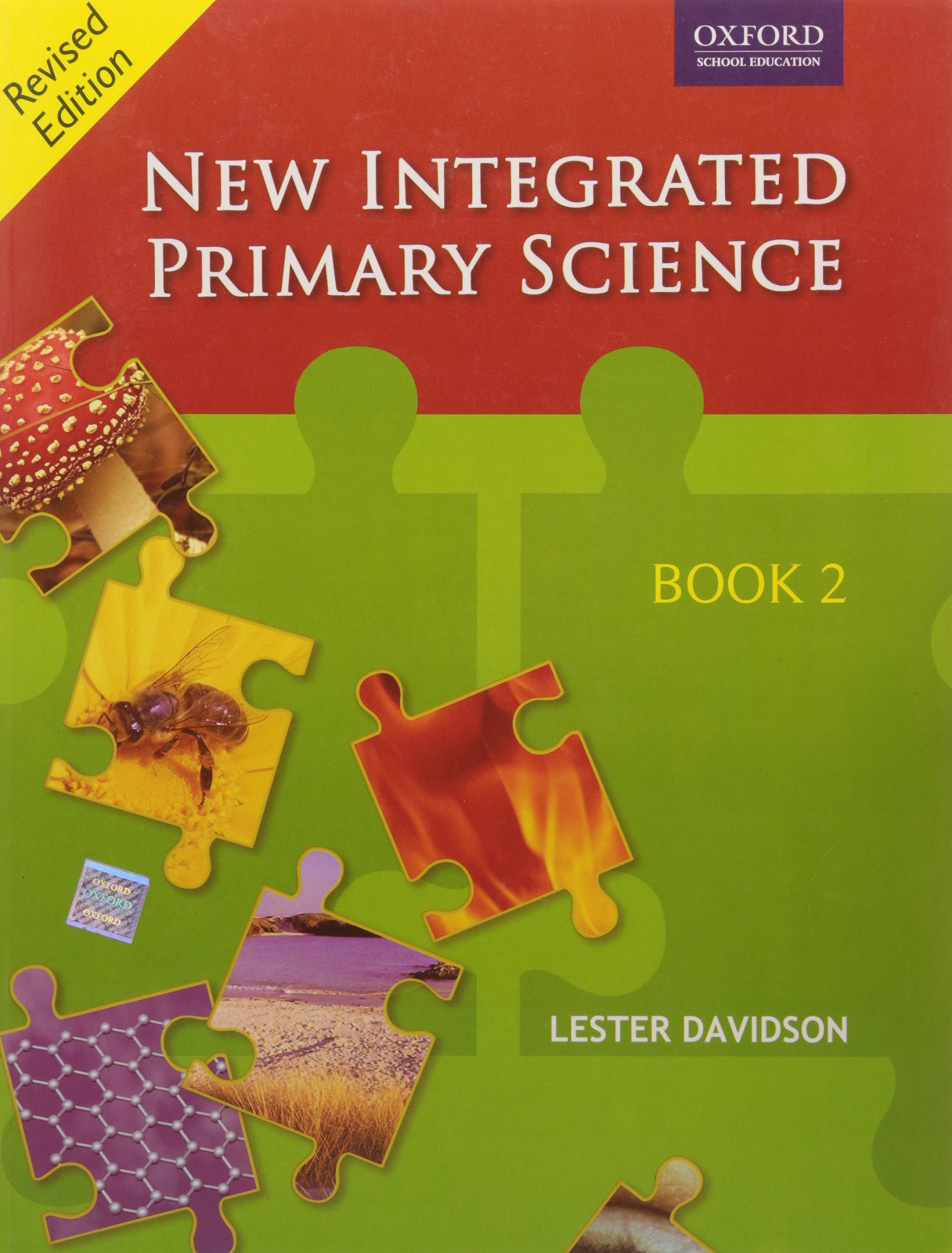 New Integrated Primary Science Book 2