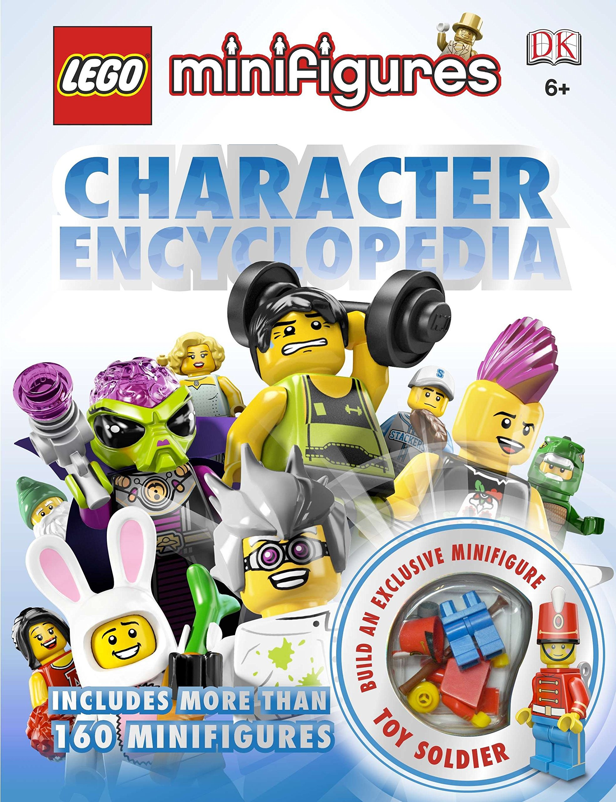 LEGO Minifigures Encyclopedia Daniel Lipkowitz product image