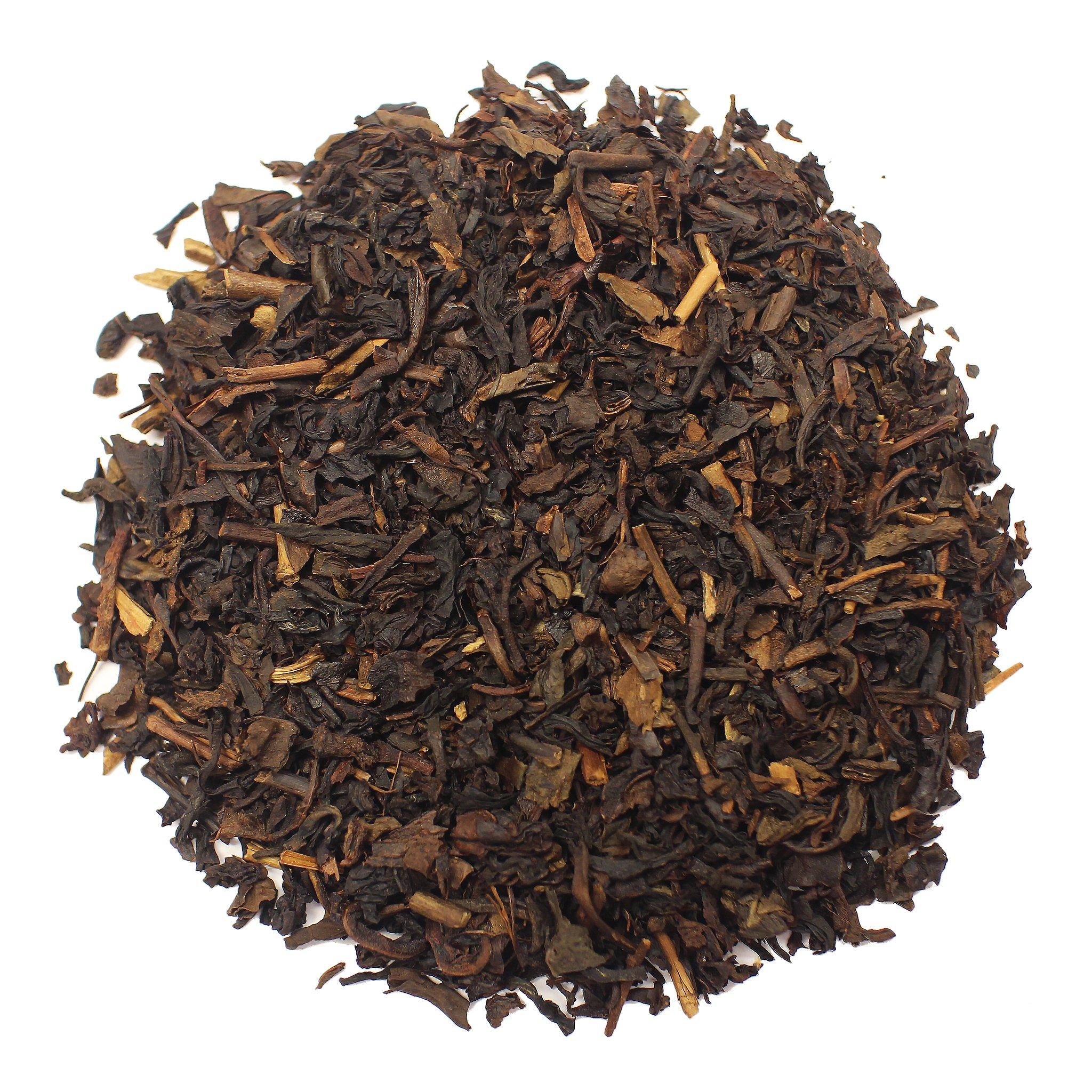The Tea Farm - Vanilla Oolong Tea - Loose Leaf Oolong Tea (16 Ounce Bag) by The Tea Farm