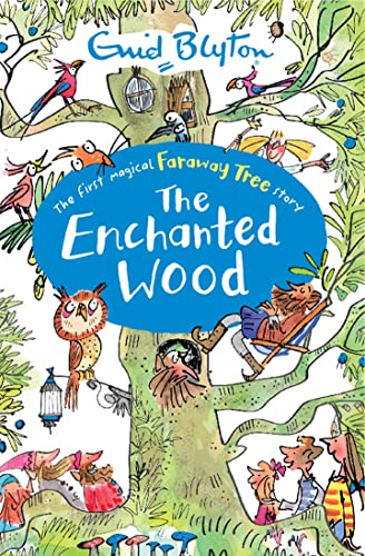 The Enchanted Wood: The Magic Faraway Tree