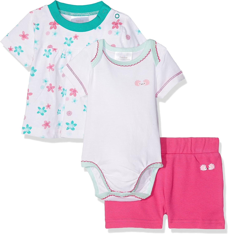Twins 210801 Conjunto de ropa Beb/é unisex