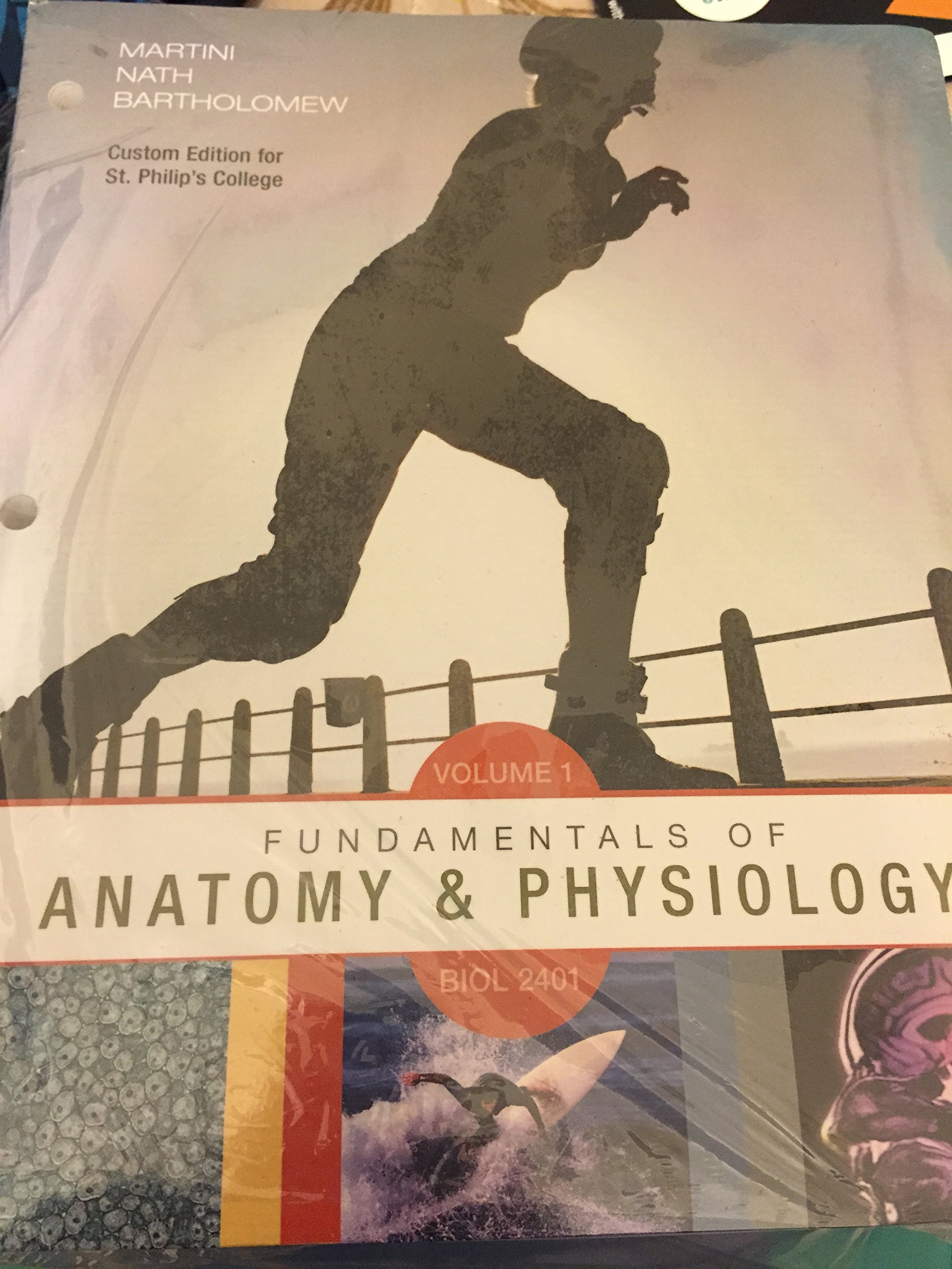 Fundamentals of Anatomy and Physiology: Nath, Bartholomew Martini ...