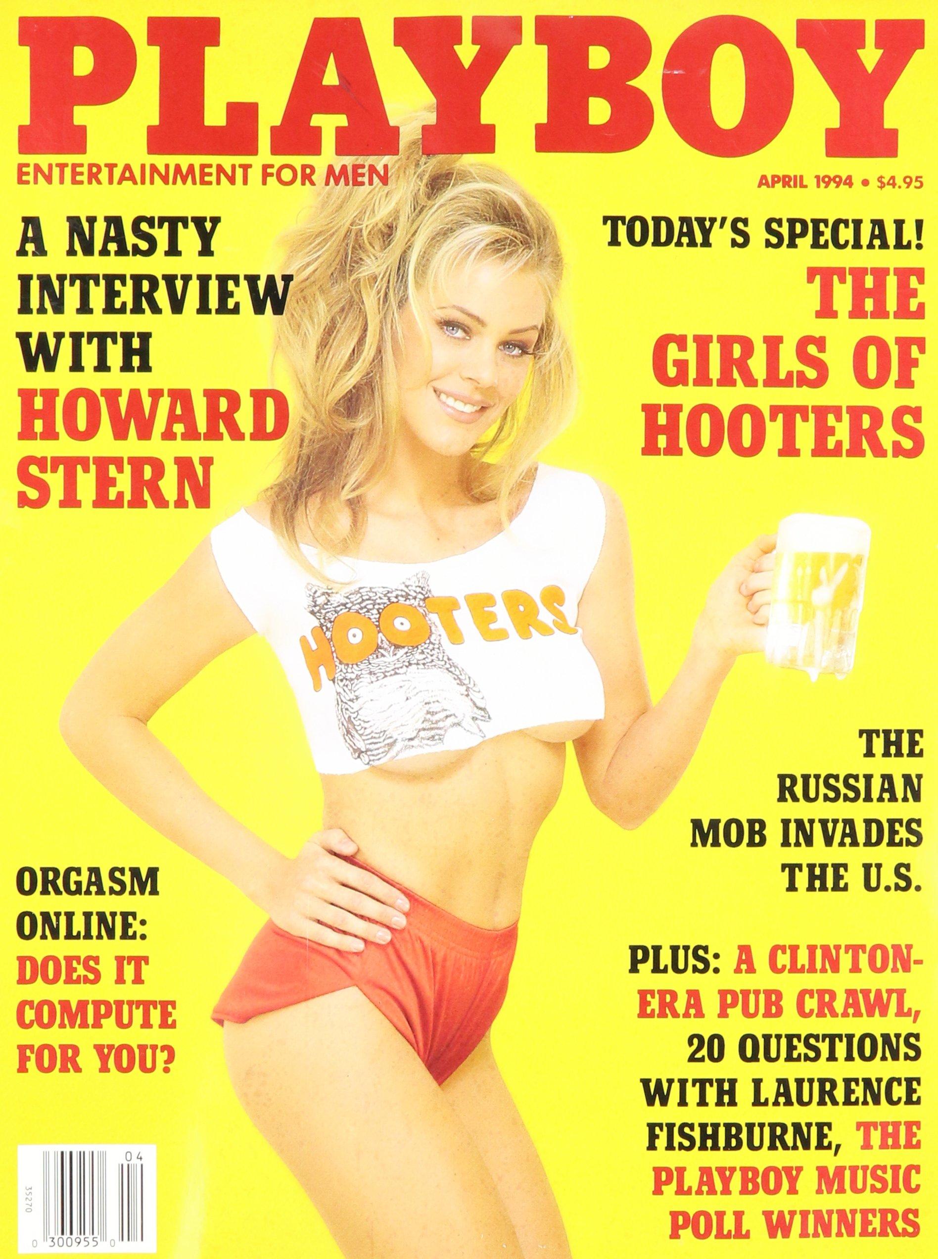 PLAYBOY MAGAZINE Entertainment for Men April 1994: Heidi Mark ...