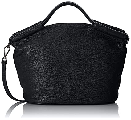 Damen SP 2 Medium Doctors Henkeltasche, Schwarz (Black), 14x23x34 cm Ecco