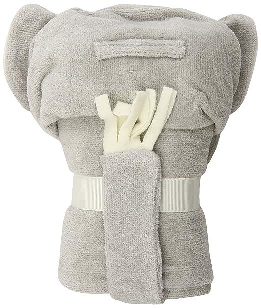 Amazon.com : Elegant Baby Bath Best Bath Gift - Cotton Towel Wrap, Cute Pink Mouse Princess : Baby