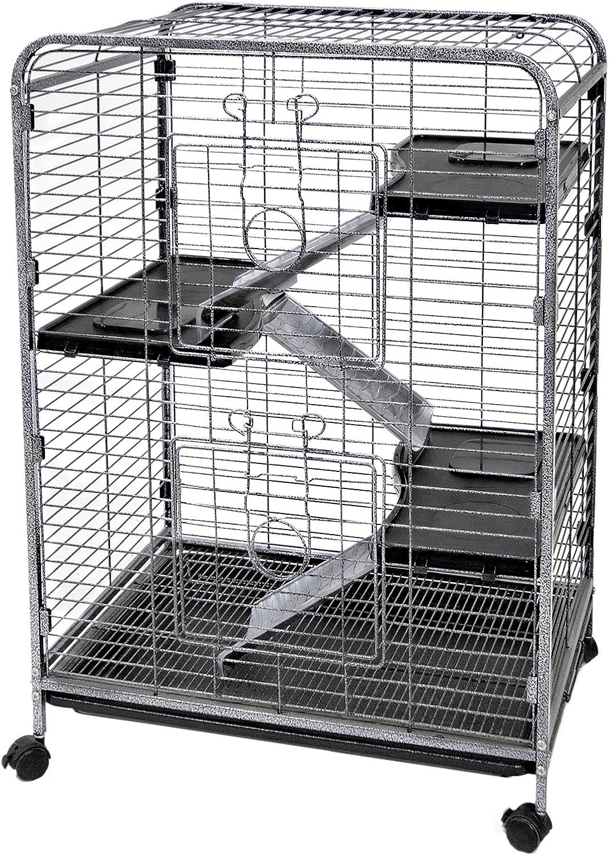 Ware 4-Level Indoor Ferret/Chinchilla Hutch