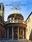Architecture in Italy, 1500-1600 (The Yale University Press Pelican History of Art)