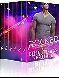 Rocked Parts 1 - 6 Full Series Box Set: A New Adult Rockstar Romance (Billionaire's Obsession Book 3)