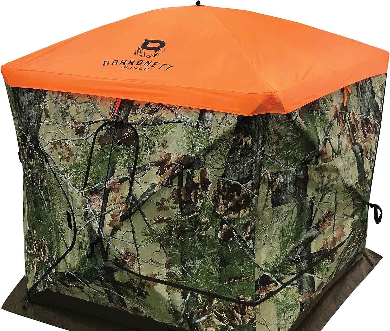 Barronett Blinds AV180 Safety Cap Hub Blind Cover, Blaze Orange: Sports & Outdoors