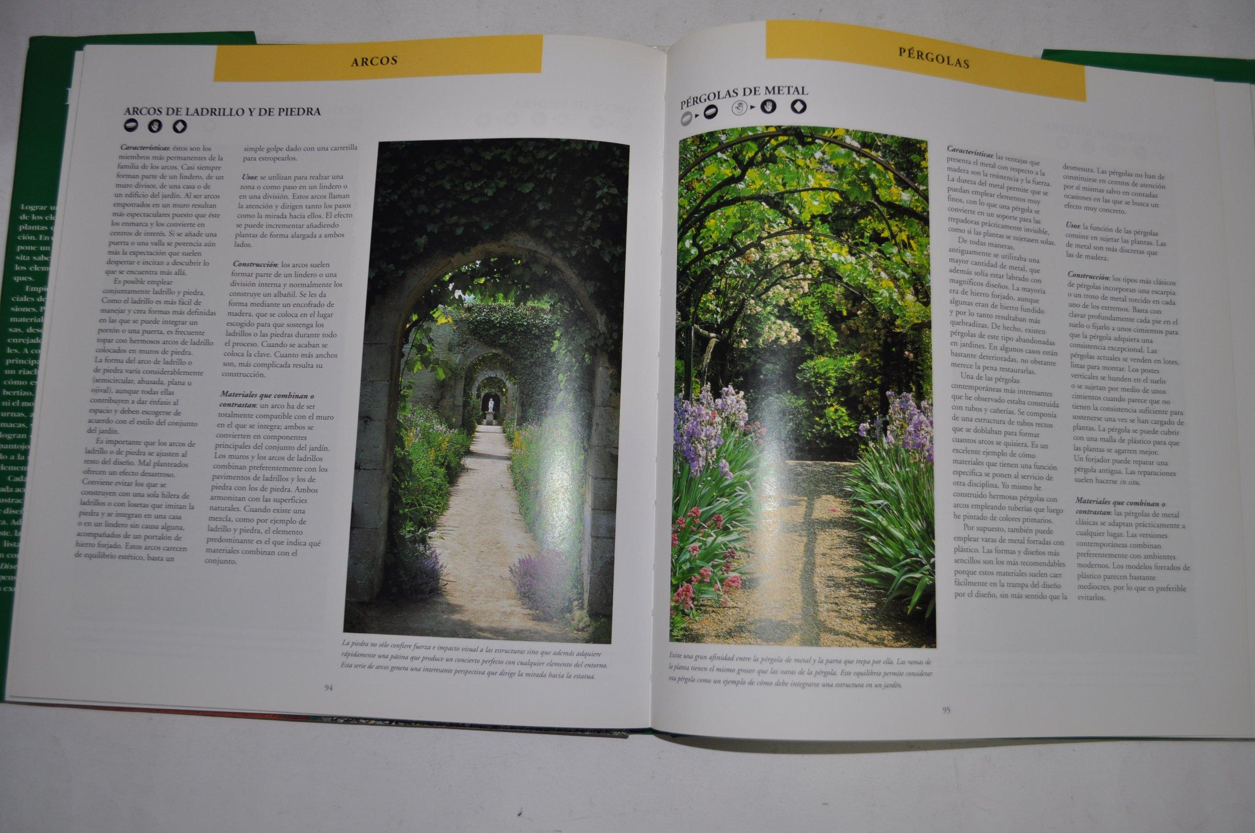 Diseñar el jardin: Amazon.es: Stevens, David: Libros