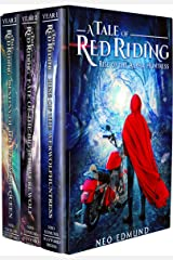 The Red Riding Hood Alpha Huntress Chronicles: An Urban Fantasy Action Adventure (Trilogy Box Set) Kindle Edition