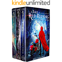 The Red Riding Alpha Huntress Chronicles: An Urban Fantasy Action Adventure (Trilogy Box Set)