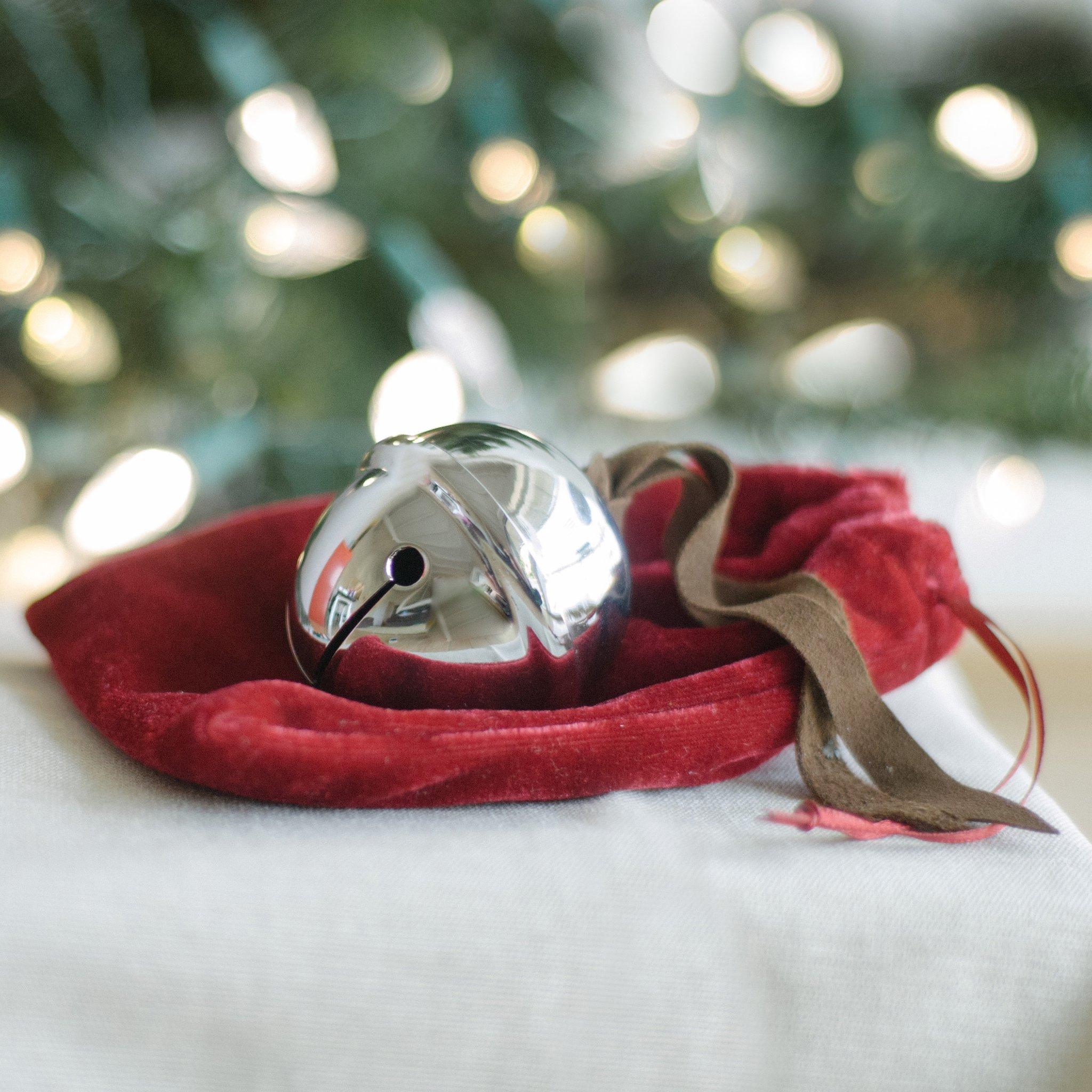 Magical Bells The Polar Express Sleigh Bell Gift Set | eBay