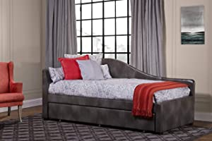 Hillsdale Winterberry Daybed with Trundle, Gray