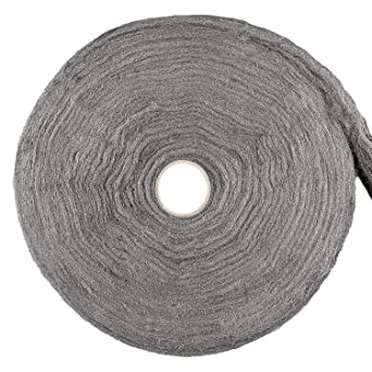 Steel Wire Wool Grade 0000 3.2m for Polishing Rush Cleaning Remover Non Crumble