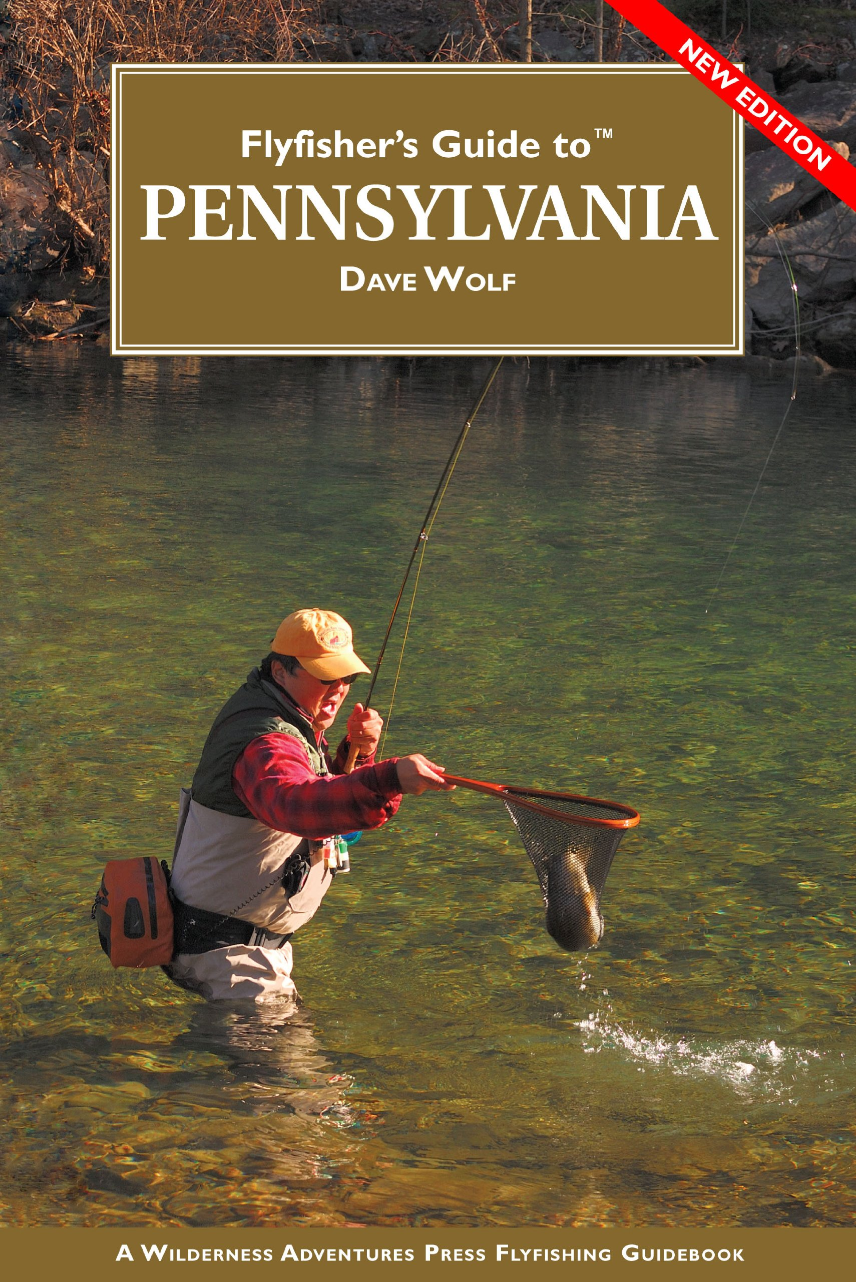 Download Flyfisher's Guide to Pennsylvania (Flyfisher's Guides) (Flyfisher's Guide Series) PDF