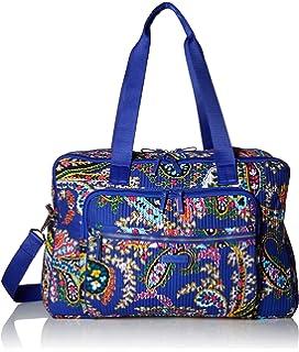 Vera Bradley Iconic Deluxe Weekender Travel Bag c951d7c2793bc