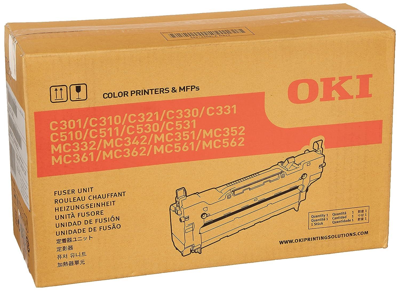 OKI 44472601 - Fusor (Laser): Amazon.es: Oficina y papelería