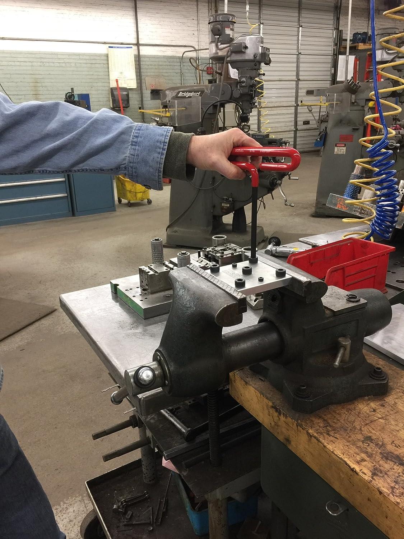 Eklind 51910 5//32 Inch Cushion Grip Hex T-Key Steel 5//32-Inch
