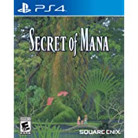 Secret of Mana for PlayStation 4 by Square Enix