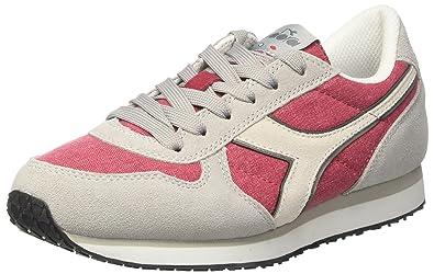 Diadora Unisex Erwachsene K Run C Ii Sneaker Low Hals