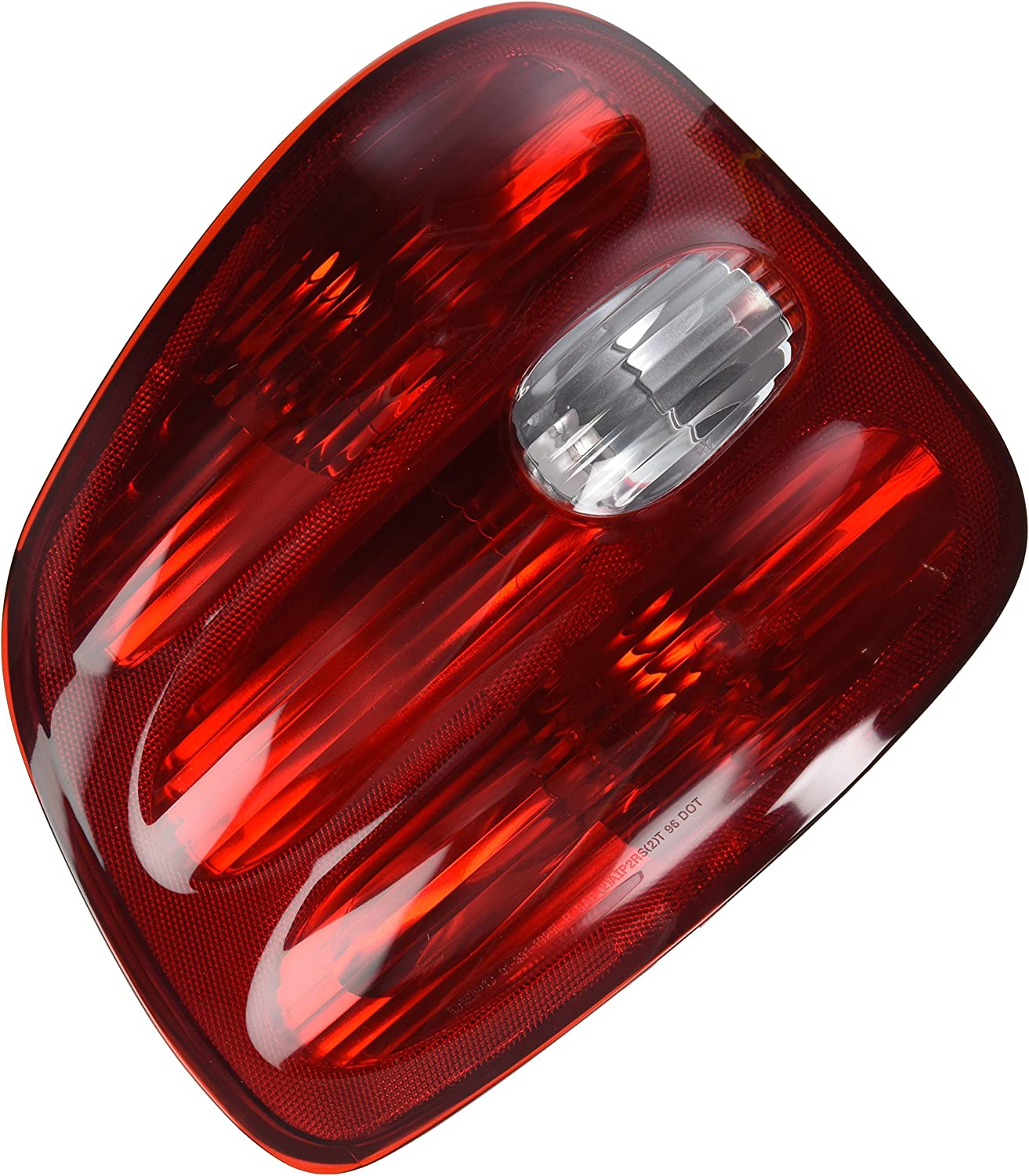Partslink Number FO2800135 Unknown OE Replacement Ford F-150 Heritage Driver Side Taillight Assembly