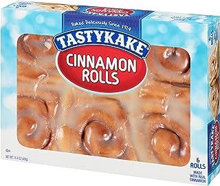 product image for Tastykake Cinnamon Rolls, 14.4 oz by Tastykake
