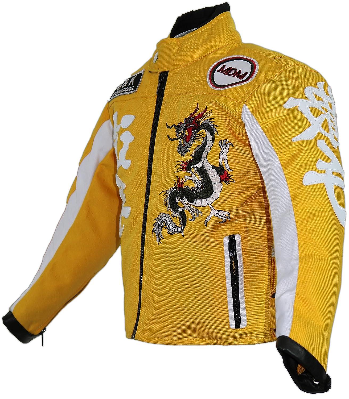 Veste de Moto pour Enfants en diff/érentes Couleurs