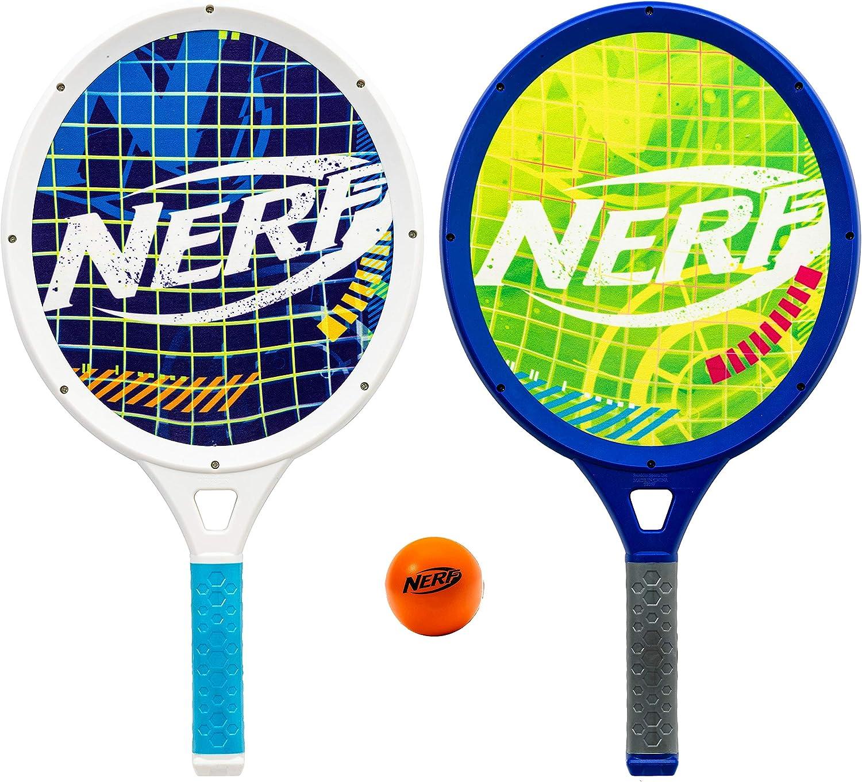Details about  /Crefotu Tennis Racket Set for Children,17 Inch Racquet with 2 Tennis Balls,2 ...