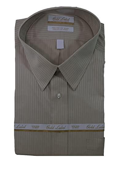 8471a6b23 Gold Label Roundtree & Yorke Non-Iron Regular Full-Fit Point Collar ...