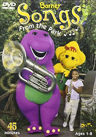 Amazon com: Barney Songs - From The Park: Bob West, Julie