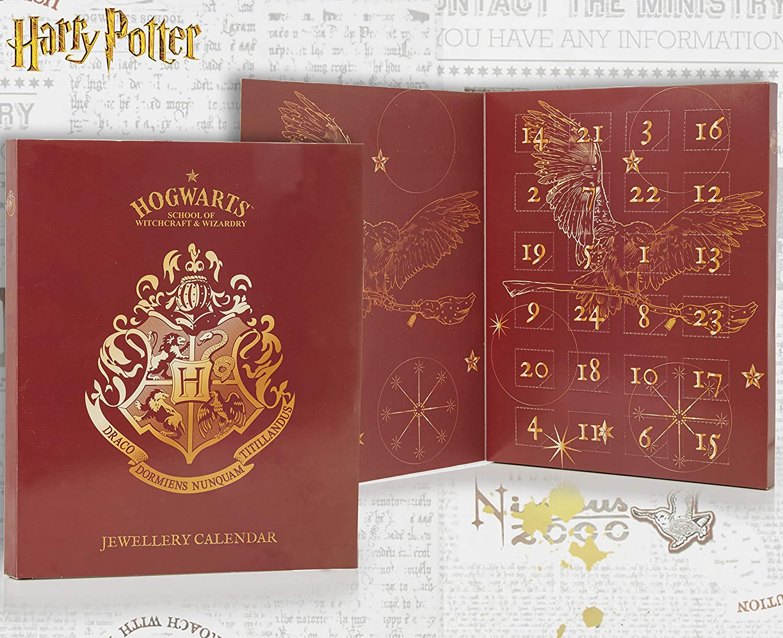 HARRY POTTER Calendario Adviento 2019 con Hermione and Ron, 24 ...