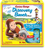 Curious George Discovery Beach Game (Vintage Edition)