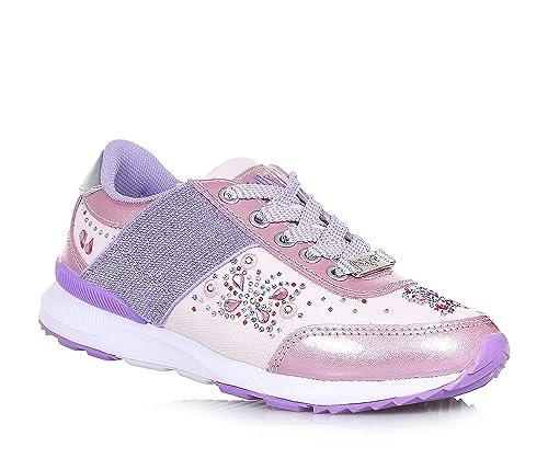 LELLY KELLY bebé zapatillas de deporte de las luces blancas de bajo MARIPOSA LK6444: MainApps: Amazon.es: Zapatos y complementos