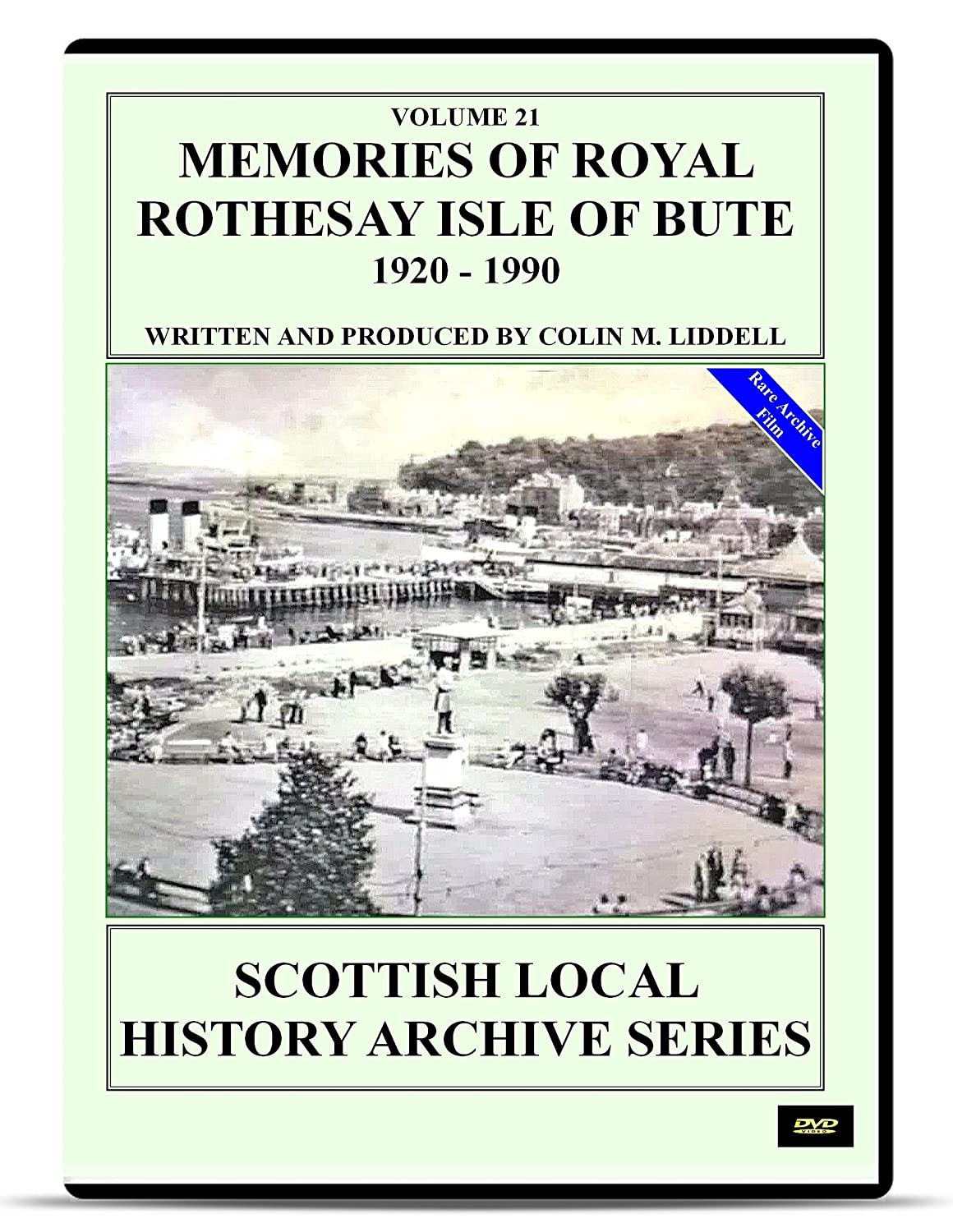 dvd memories of royal rothesay 1920 1990 see also 2 disk special