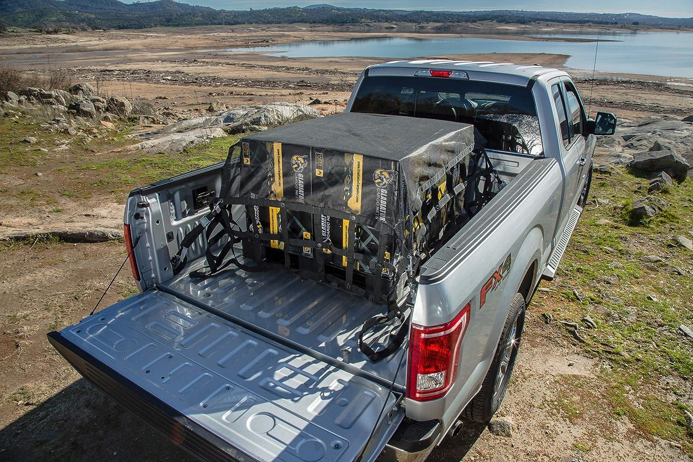 Adjustable- Small 4.75 x 6 Gladiator Cargo Gear SafetyWeb Cargo Net Heavy Duty SSW-100