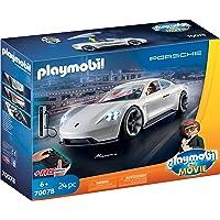 PLAYMOBIL: THE MOVIE Porsche Mission E y Rex