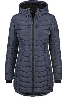 0b70758d6067 Desires Denise Women s Quilted Coat Parka Outdoor Jacket with Hood ...