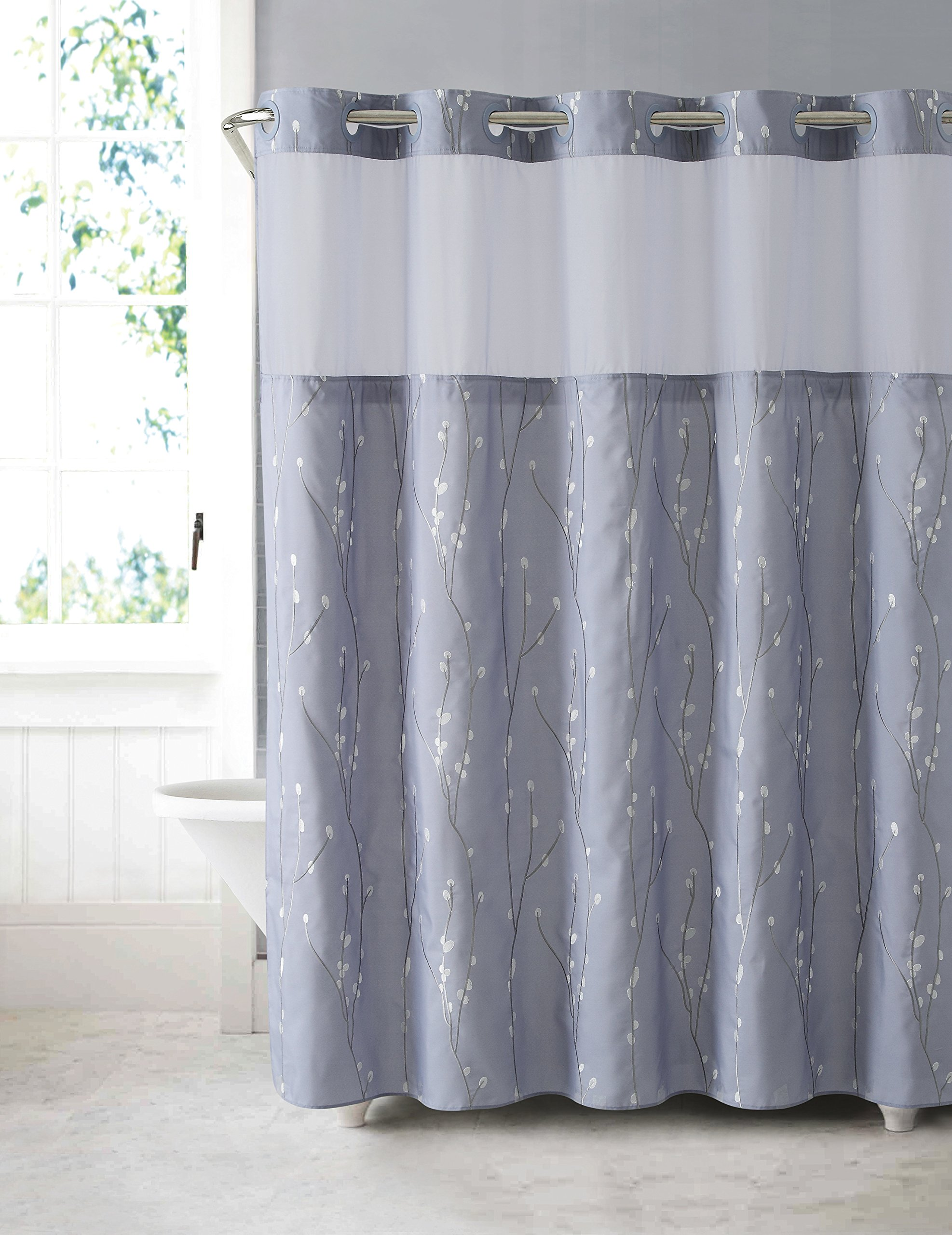 jarret secretly mermaid bed curtains shower wayfair pdx a kids coolest bath curtain zoomie