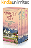 Sweet Montana Brides Boxed Set: Complete Series: Three Full Length Romance Novels