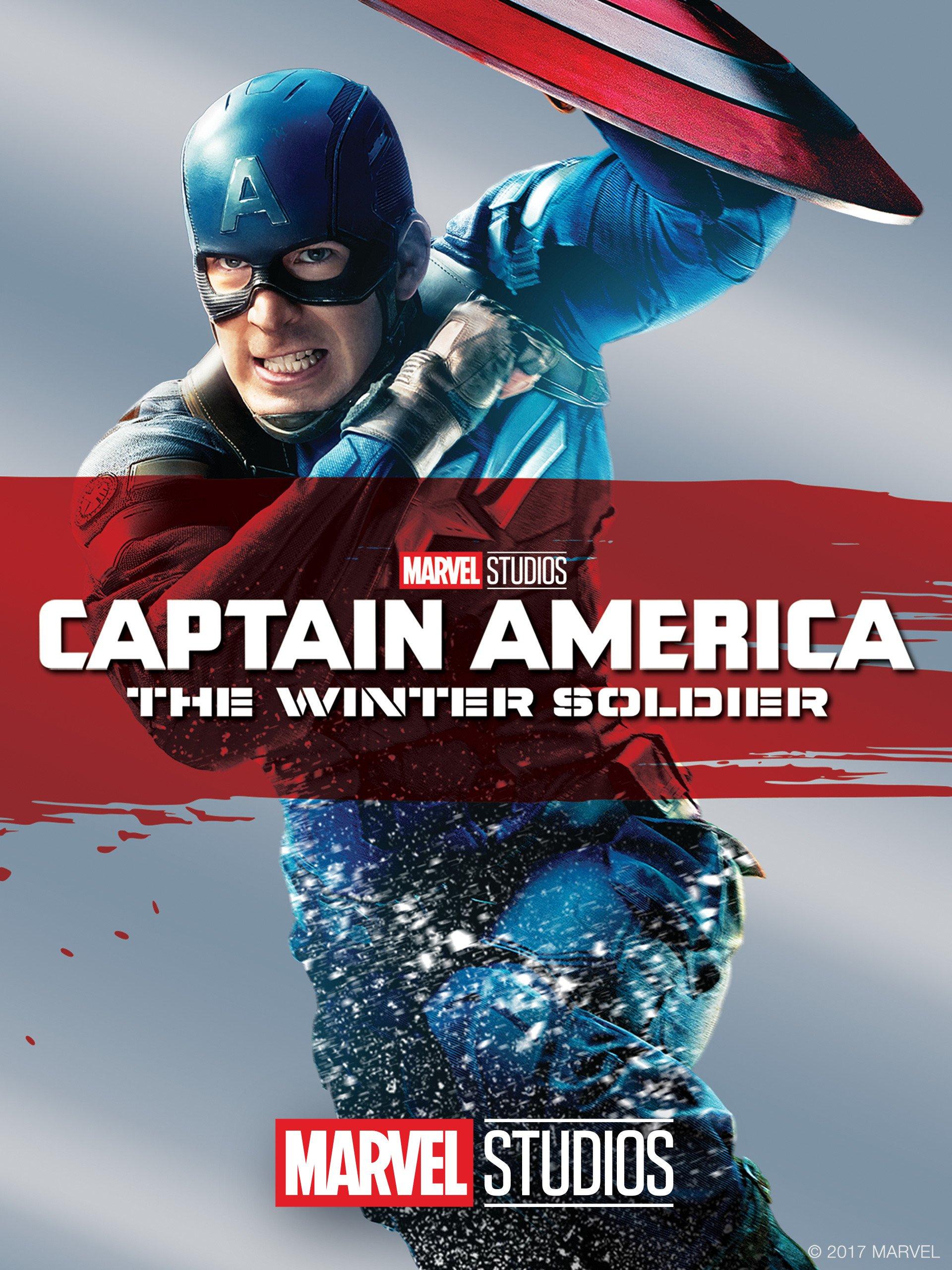 1f7f0259269b Amazon.com  Watch Captain America  The Winter Soldier (Theatrical ...