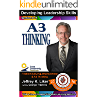 Developing Leadership Skills 15: A3 Thinking - Module 2 Section 8 (English Edition)
