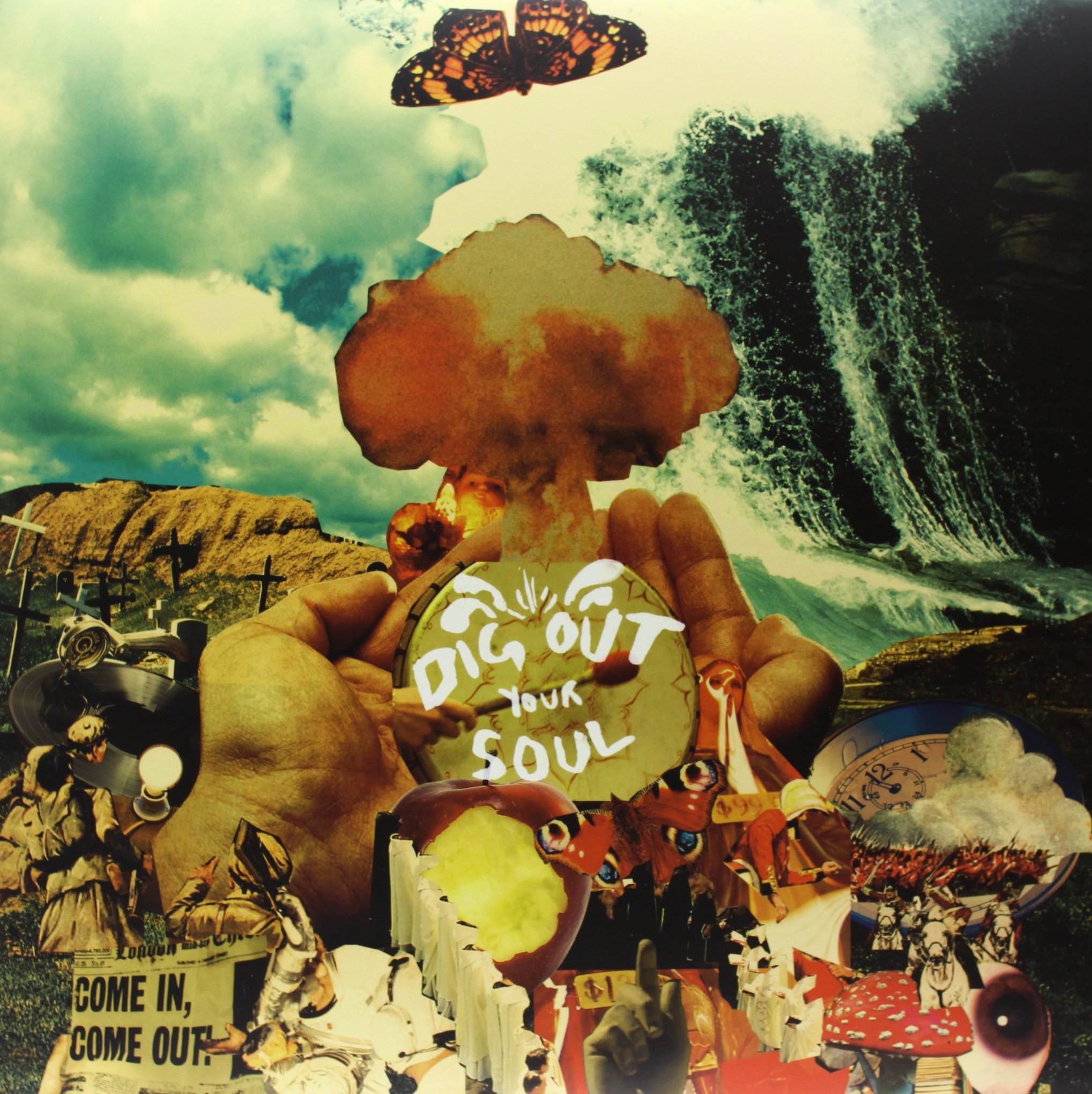 Dig Out Your Soul [2 LP][Reissue] by Big Brother Recordings Ltd