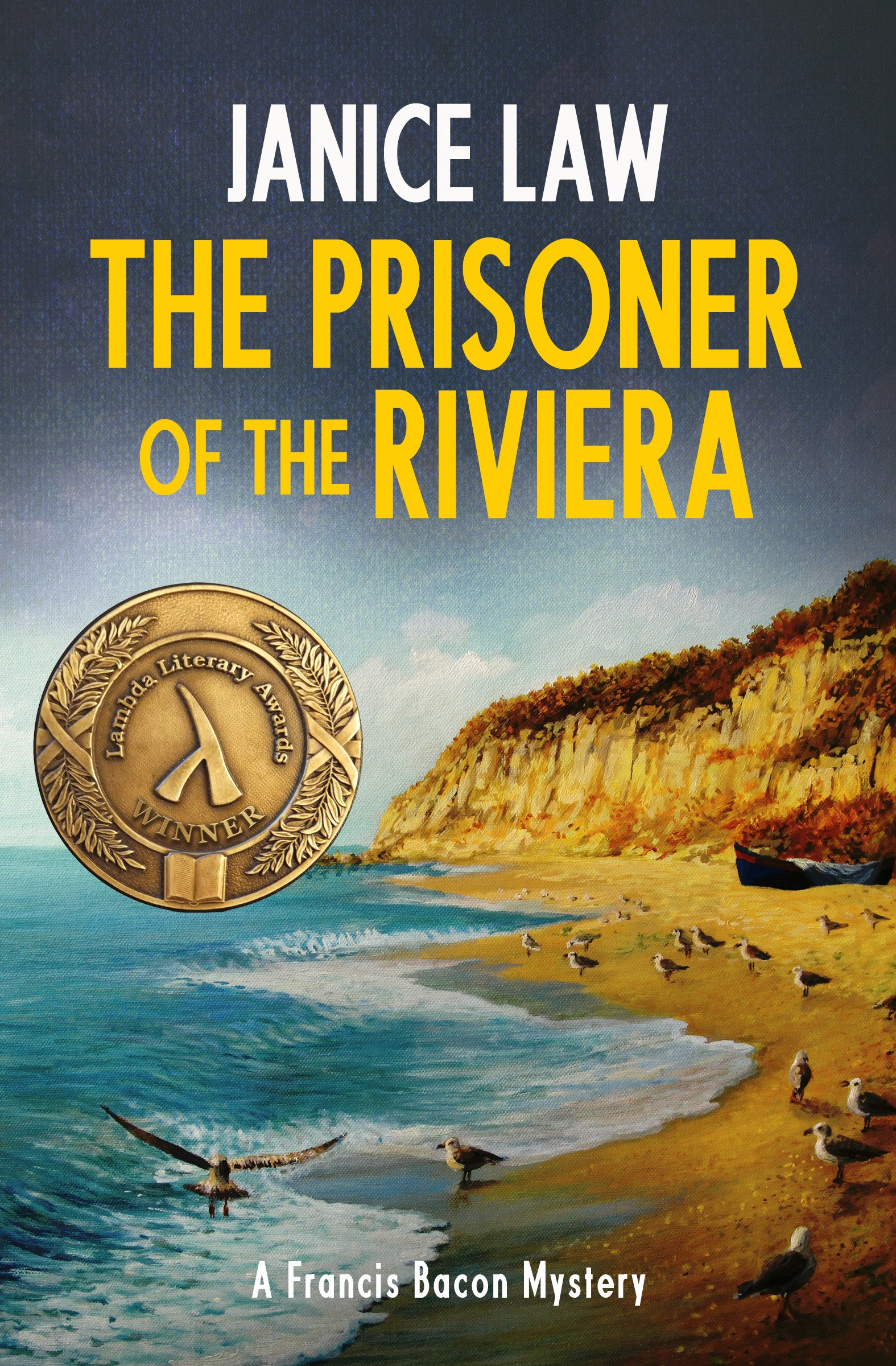 The Prisoner of the Riviera (The Francis Bacon Mysteries) pdf