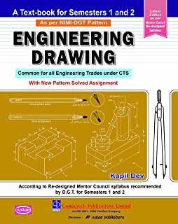 Buy Engineering Drawing For All Trades Semester 1 2 2017 Book