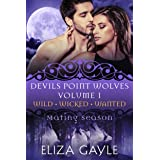 Devils Point Wolves 3 in 1 Box Set: Shape Shifter Paranormal Romance