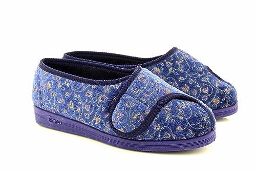 Gringos - Zapatillas de estar por casa para mujer: Amazon.es: Zapatos y complementos